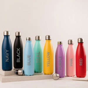 Personalised Water Bottle for Ladies
