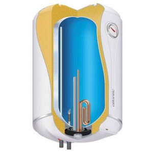 Atlantic Water Heater Ego - Horizontal - 50lt