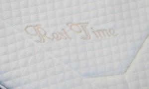 Rest Time Mattress Topper 180cm X 190cm