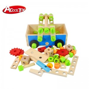 ACoolToy - DIY Construction Assembly ToolKit