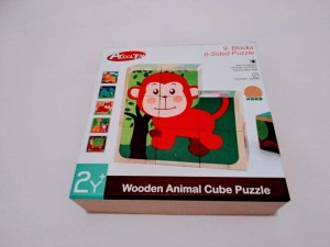 ACoolToy Animal Cube Puzzles