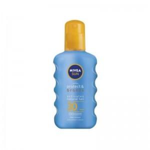 Nivea Sun Protect & Bronze Spray SPF30 (200ml)