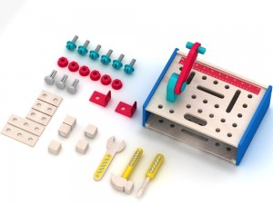 ACoolToy - Table-Top Workbench