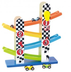 ACoolToy Racing Cars Drop and Go