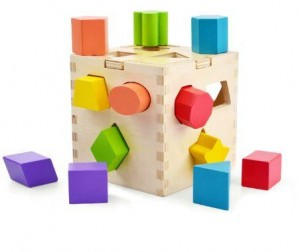 ACoolToy Shape Sorting Cube