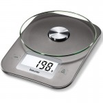Beurer Kitchen Scale with Weighing plate 5kg (KS26)