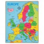 Bigjigs - Europe Inset Puzzle