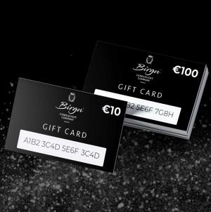 Birgu Candlelight Company Gift Card 25€