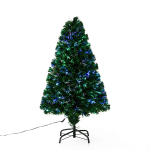 Christmas Tree with Fiber Optic branches (1.83m / 6')