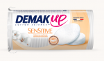 DemakUp Sensitive Cotton Pads Oval 48pcs