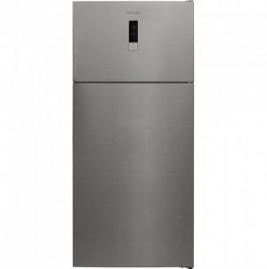 Finlux Fridge Freezer A++ Inox 575LT No Frost
