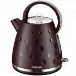 Finlux Kettle Black Dented 1.7lt (FK18200V)