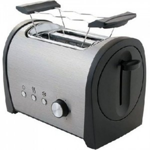 Finlux Two Slice Toaster 800W (FT800IN)