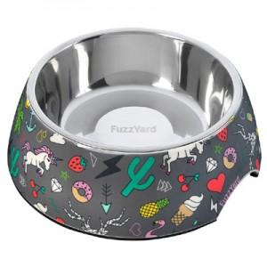 FuzzYard Dog Bowl - Coachella - Large