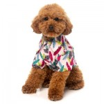 FuzzYard Dog Hawaiian Shirt - Ohana - Size 3