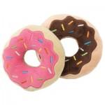 FuzzYard Plush Dog Toy - Donuts