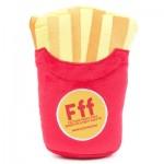 FuzzYard Plush Dog Toy - French Fries
