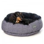 FuzzYard Reversible Dog Bed - Brussels - Medium