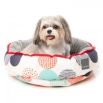 FuzzYard Reversible Dog Bed - Palm Springs - Medium