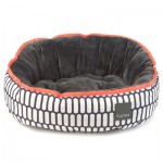 FuzzYard Reversible Dog Bed - Rikers - Small