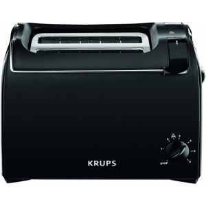 Krups Toaster 2-slice Black (KH 1518)