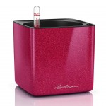 Lechuza CUBE Glossy Kiss 14 Cherry Pie Red high-gloss glitter