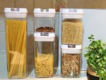 Lovesome Labels - x5 Flip Jars Containers (FREE Labels)