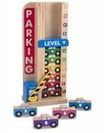 Melissa & Doug - Stack & Count Parking Garage