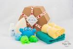 Nappy Cakes Baby Bath & Play Box