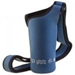 NeoSling Insulated Water Bottle Carrier - Steel Blue