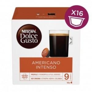 Nescafe Dolce Gusto Americano Intenso Pods (x16)