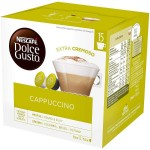 Nescafe Dolce Gusto Cappuccino Pods - Magnum Pack (x30)