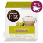 Nescafe Dolce Gusto Cappuccino Skinny Pods (x16)