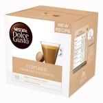 Nescafe Dolce Gusto Espresso Macchiato Cortado Pods (x16)