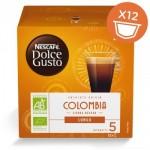 Nescafe Dolce Gusto Espresso Sierra Nevada Colombia Pods (x12)