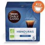 Nescafe Dolce Gusto Honduras Corquin Espresso Pods (x12)