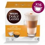 Nescafe Dolce Gusto Latte Macchiato Pods (x16)