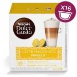 Nescafe Dolce Gusto Latte Macchiato Vanilla Pods (x16)
