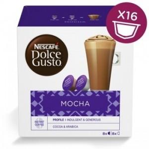Nescafe Dolce Gusto Mocha Pods (x16)