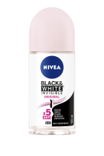 Nivea Black & White Clear Original Anti-Perspirant Deodorant Roll On 50ml