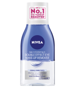 Nivea Daily Essentials Double Effect Eye Make-Up Remover (125ml)