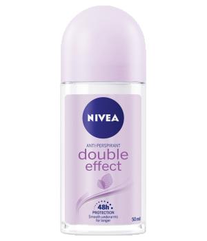 Nivea Double Effect Anti-Perspirant Deodorant 50ml