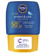 Nivea Kids Protect & Care Pocket Size Sun Lotion SPF50+ (50ml)