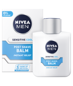 Nivea MEN Sensitive Cool Post Shave Balm 100ml