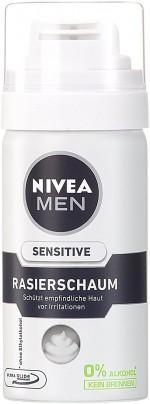 Nivea MEN Sensitive Shaving Foam 35ml