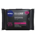 Nivea MICELLAIR Professional MICELLAR Make-Up Remover Wipes (x20)