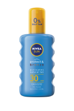 Nivea Sun Protect & Bronze Spray SPF30 (200ml)