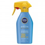 Nivea Sun Protect & Bronze Trigger Spray SPF20 (300ml)