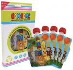 Nom Nom Kids Food Pouch (140ml) (Single Pack)