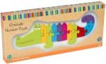 Orange Tree Toys - Crocodile Number Puzzle